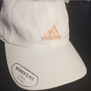 Adidas Women's Cap Hat White Pink